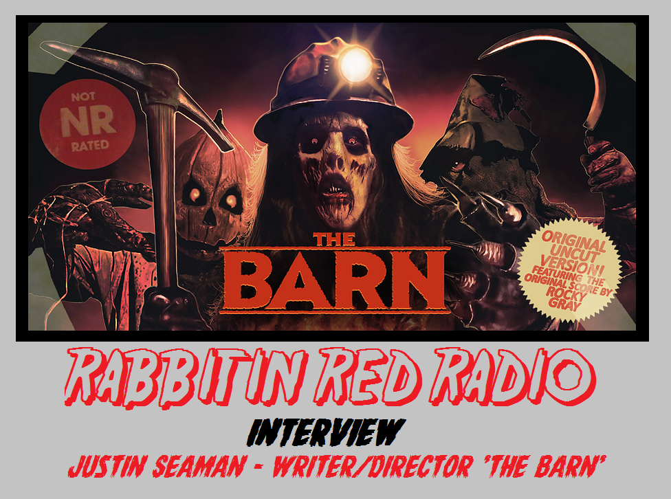 justin seaman the barn interview