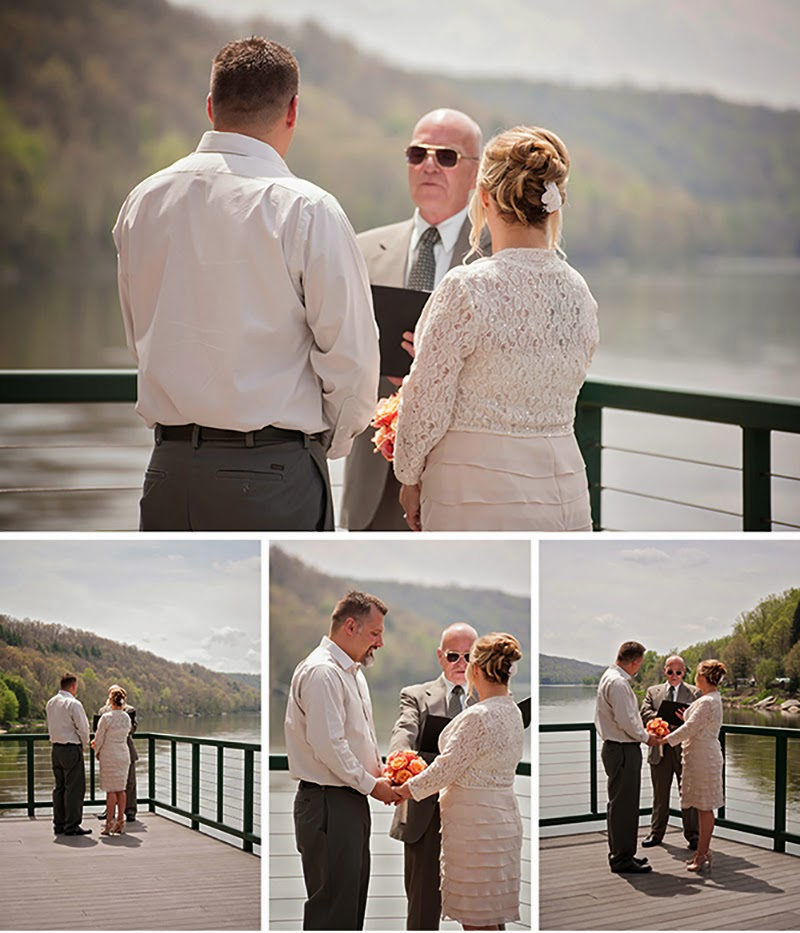 Foxburg Inn wedding Foxburg, PA Sandra Jackson Photography