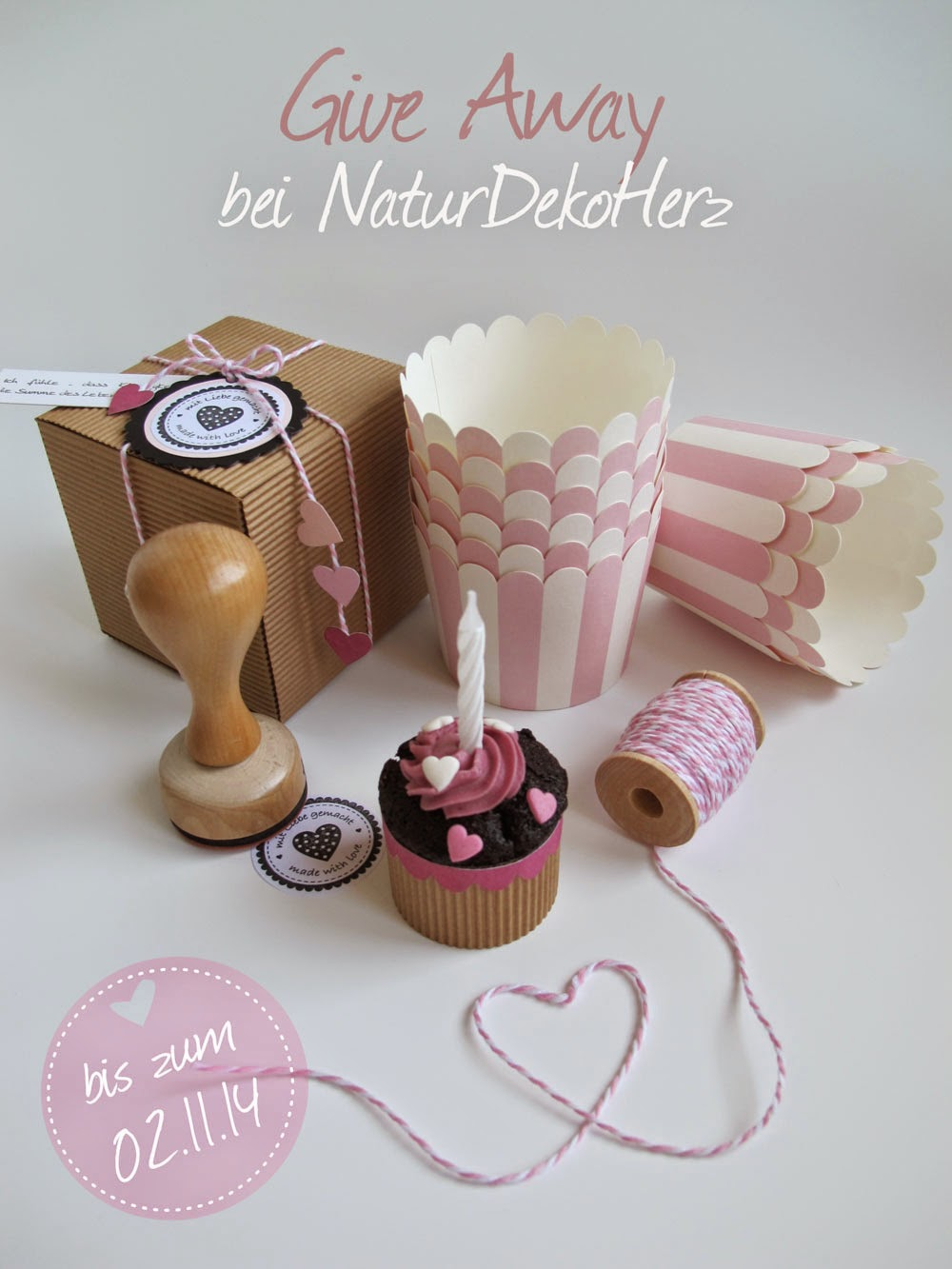 Giveaway bei Christine bis 02.11.2014