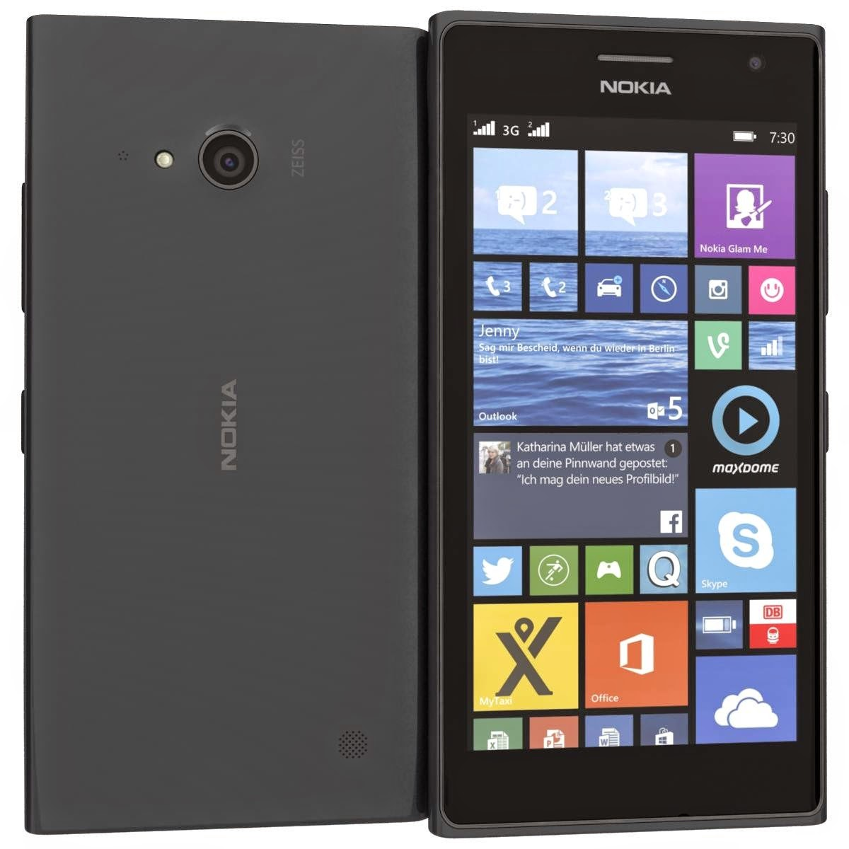 Nokia Lumia 730 Quad-core Windows Phone P11,990 SRP