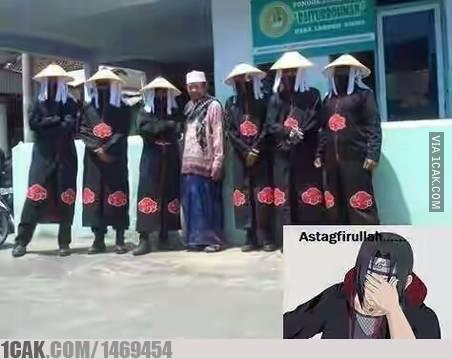 Foto Naruto Lucu Gokil Kocak Terbaru