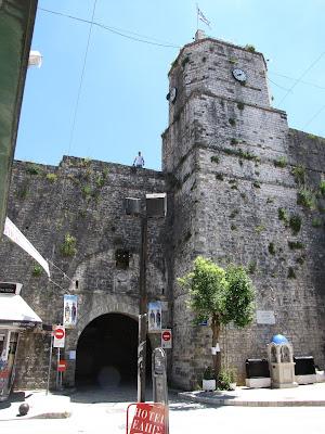 Ioannina, puerta de la muralla