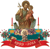 The Virtual <br> St. Joseph Altar