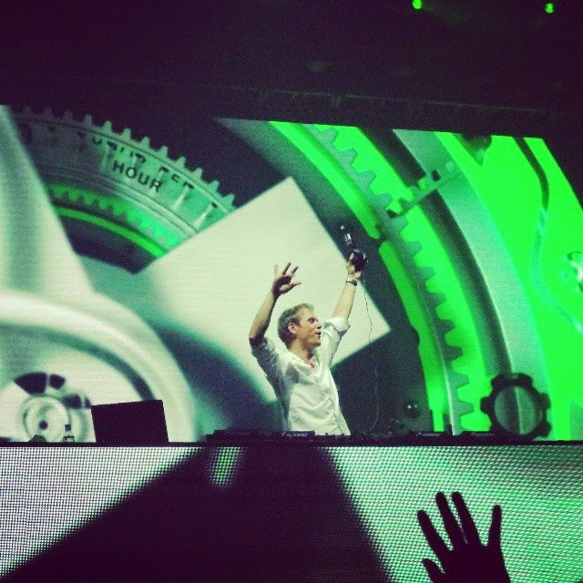 Armin Van Buuren - Armin Only Intense Tour Live in Manila 2014