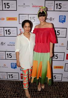 Bollywood Actress Nargis Fakhri Pictures at Lakme Fashion Week Media Meet 25