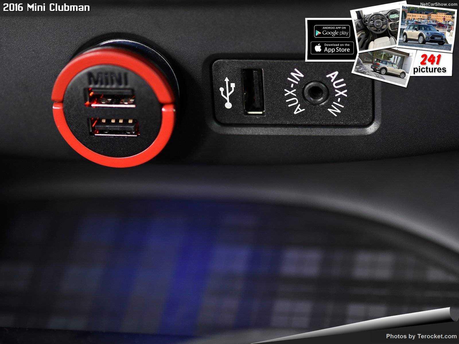 Hình ảnh xe ô tô Mini Clubman 2016 & nội ngoại thất