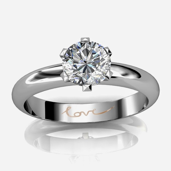 modern engagement rings wedding plan ideas