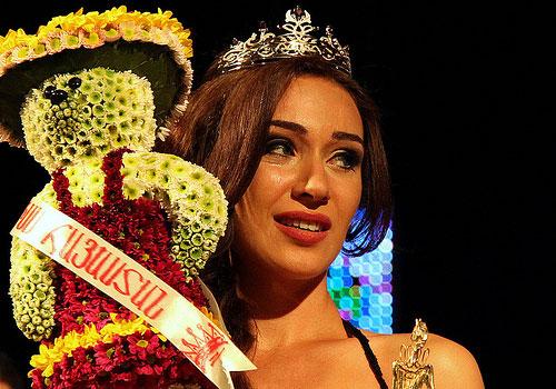 Miss Armenia 2012,Miss Hayastan 2012