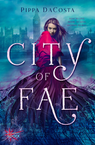ARC Review: City of Fae by Pippa DaCosta