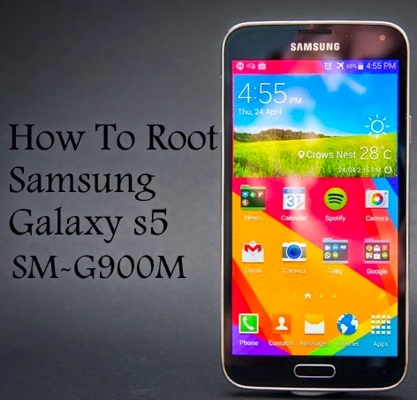 root samsung galaxy s5 sm-g900m on kitkat
