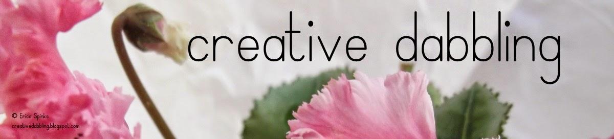 Creative Dabbling