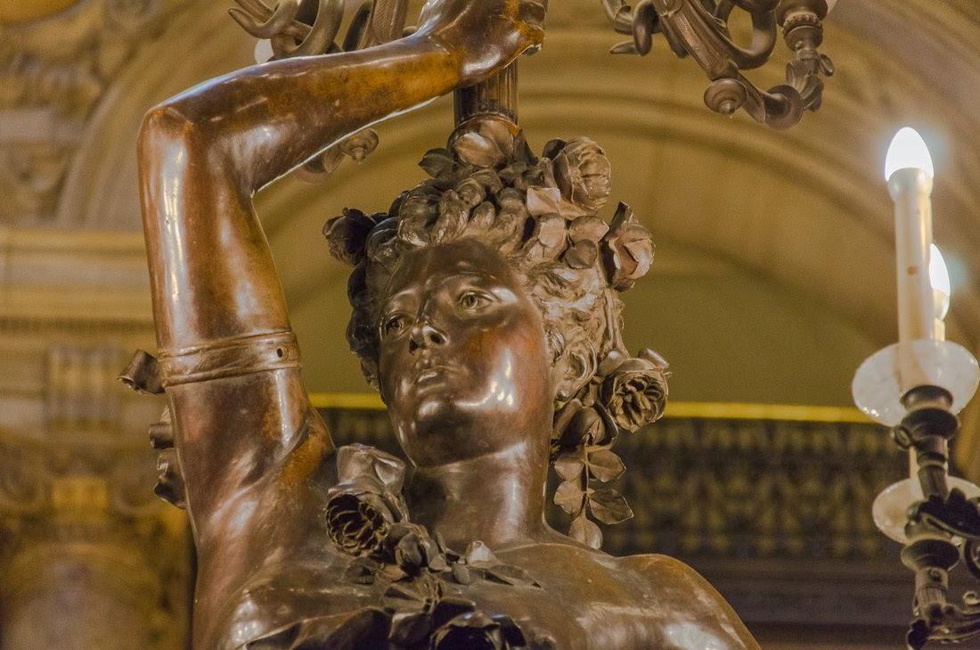 Opéra Garnier - luminaire