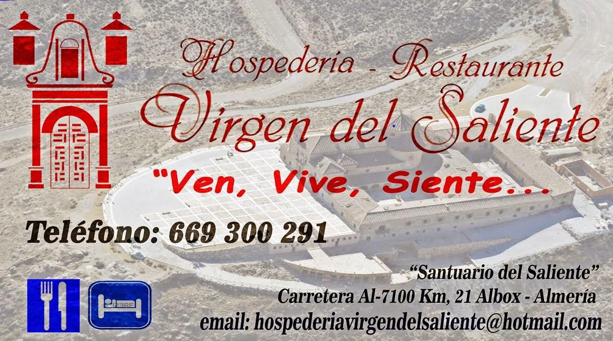 .Hospederia - Restaurante Virgen del Saliente