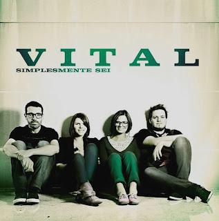 Download – CD Quarteto Vital – Simplesmente Sei – 2013