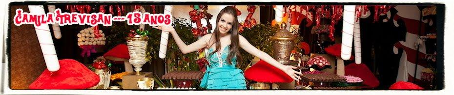 Festa de 15 anos da Camila Trevisan