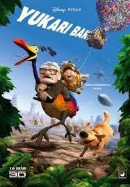 Yukarı Bak izle - Up (2009) Türkçe dublaj tek part full hd izle