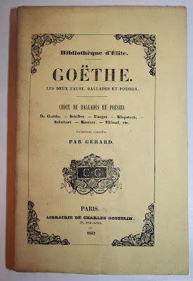 faust dans Bibliophilie, imprimés anciens, incunables