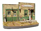 """Groverlaud Garage"" 1/24"