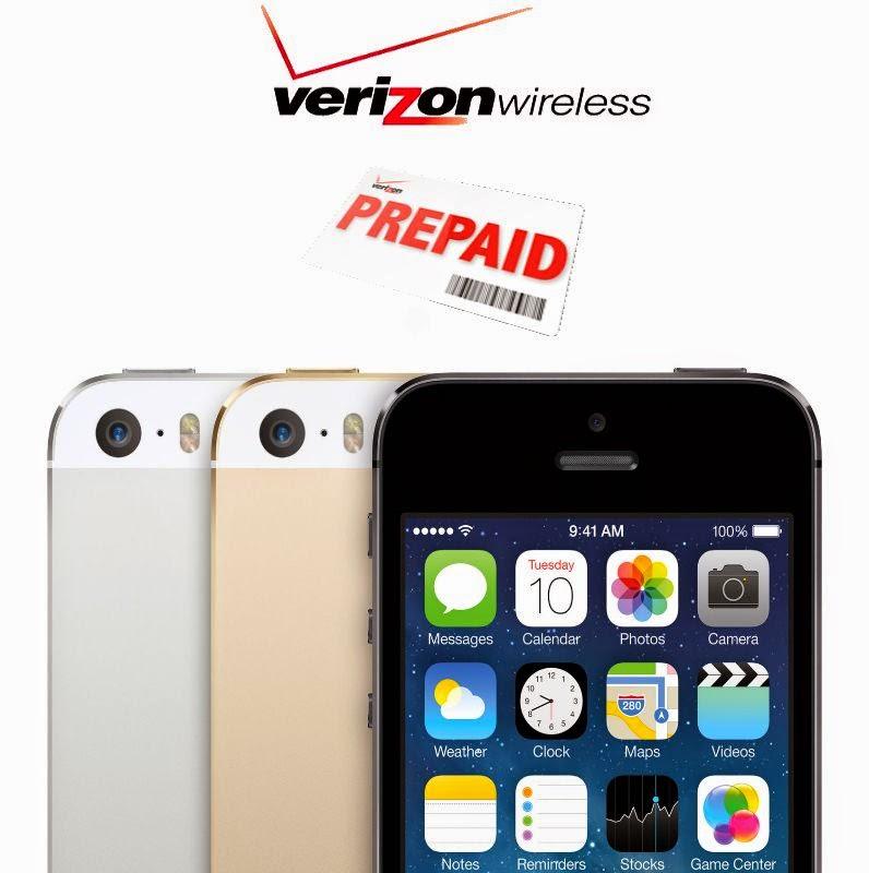 Verizon Prepaid Phones And Verizon Wireless Prepaid Plans