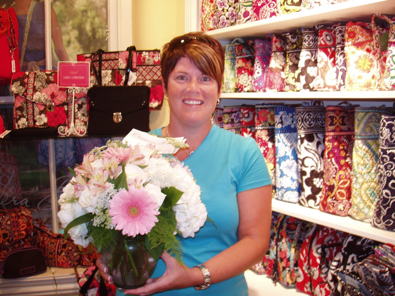 Chantilly Floral Boutique Press Room August 2011
