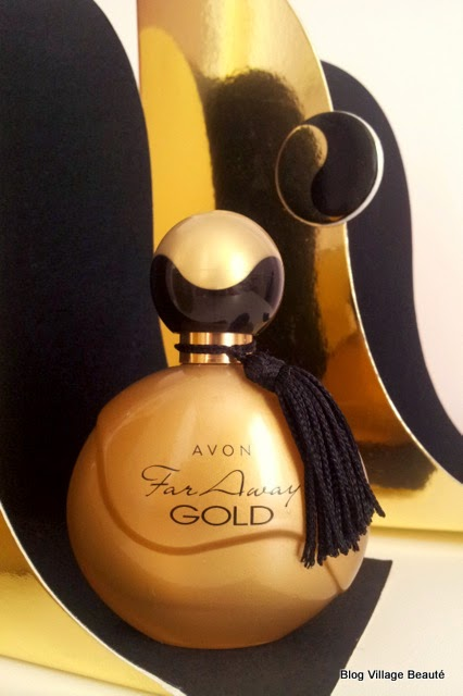 REVIEW FAR AWAY GOLD AVON 2014
