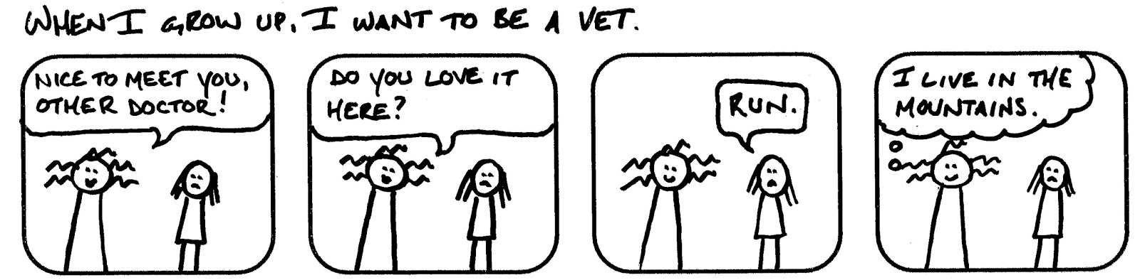 good things about being a veterinarian