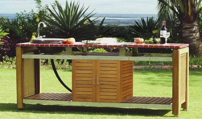 blog de jardinage des accessoires ne pas rater pour une cuisine d t. Black Bedroom Furniture Sets. Home Design Ideas