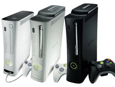 consolas de videojuegos xbox