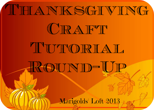 thanksgiving craft round-up