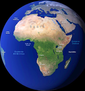 Afrocêntrica Terra