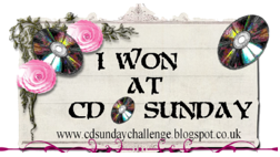 I Won At CD Sunday - May 2016