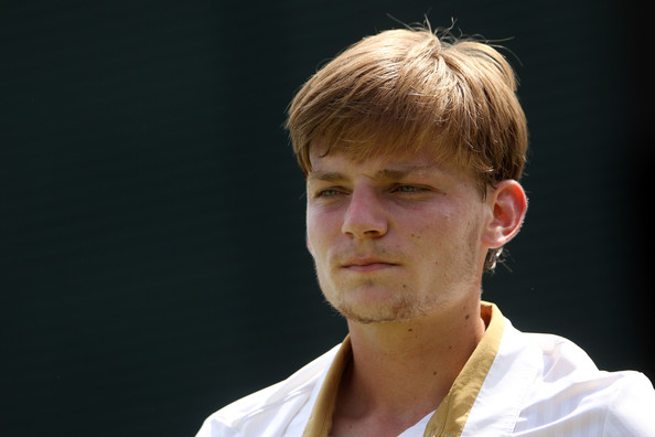 how tall is david goffin