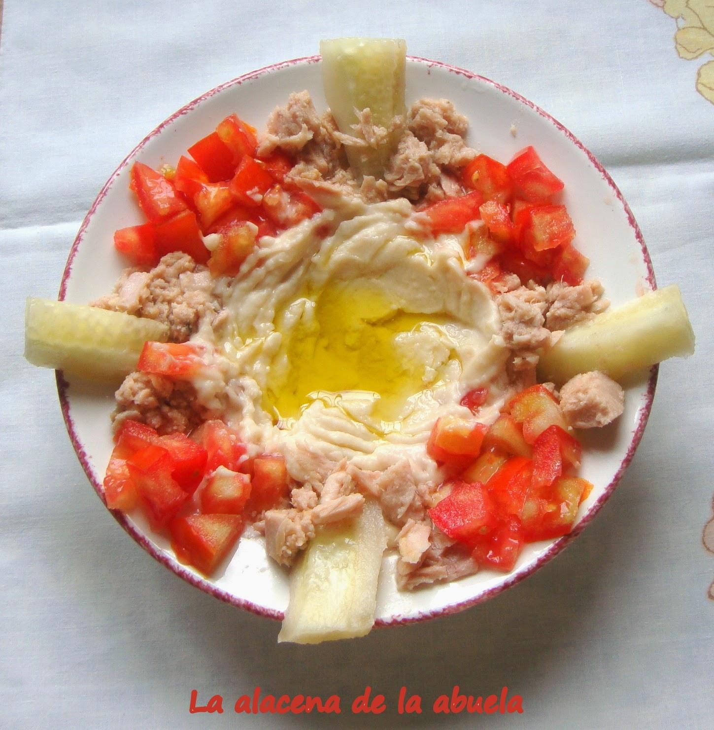 La alacena de la abuela carmen remoj n de frailes for Cocina casera de la abuela