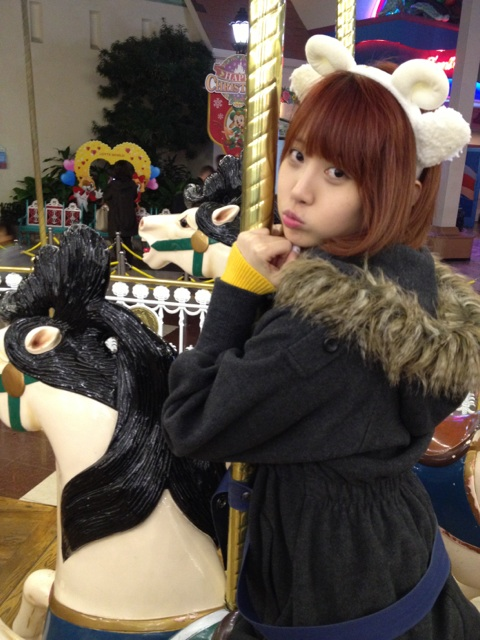 Yura Girls Day Mery Go Round 01