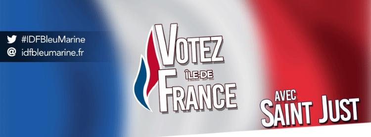 Votez Ile de France !