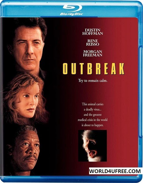 Outbreak 1995 Dual Audio Hindi-English 300MB BRRip 480p