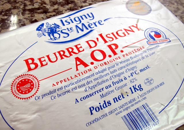 Concours du Meilleur Croissant au Beurre d'Isigny