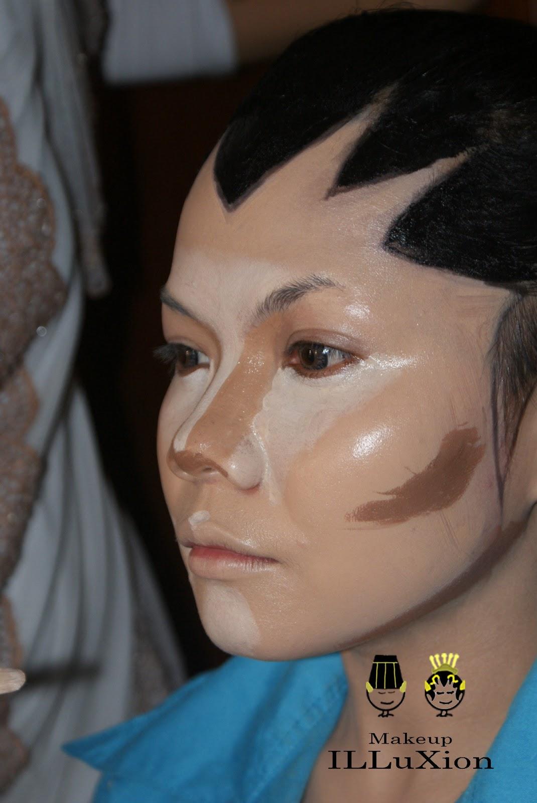 Make Up Pengantin Paes Ageng Dian
