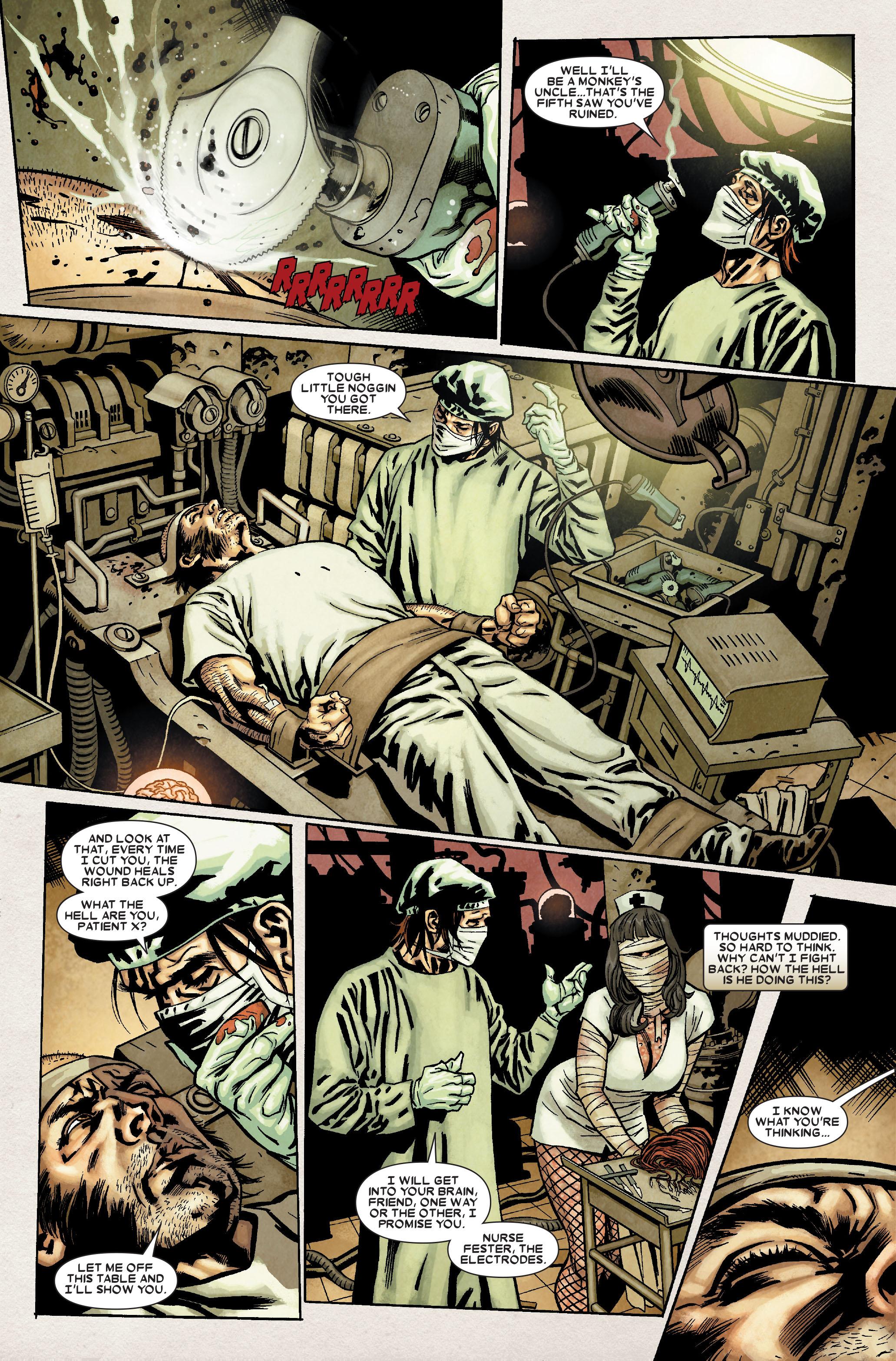 Wolverine: Weapon X #8 #9 - English 17