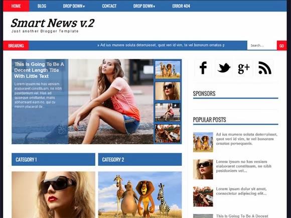 2014 Blogger Haber Taması (HTML5)