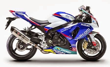 Suzuki GSXR1000 World Superbike