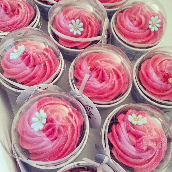 Cupcakes from Market at the Square - Granada Square, Umhlanga, Durban
