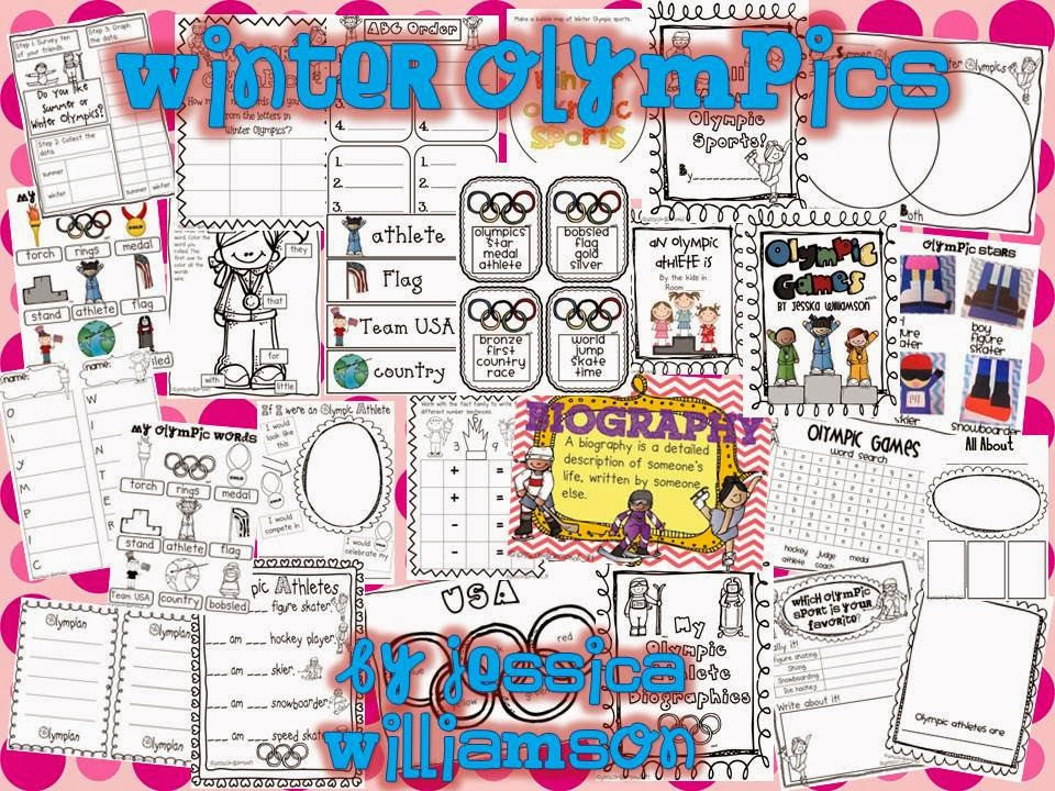 http://www.teacherspayteachers.com/Product/Winter-Olympic-Games-1094125