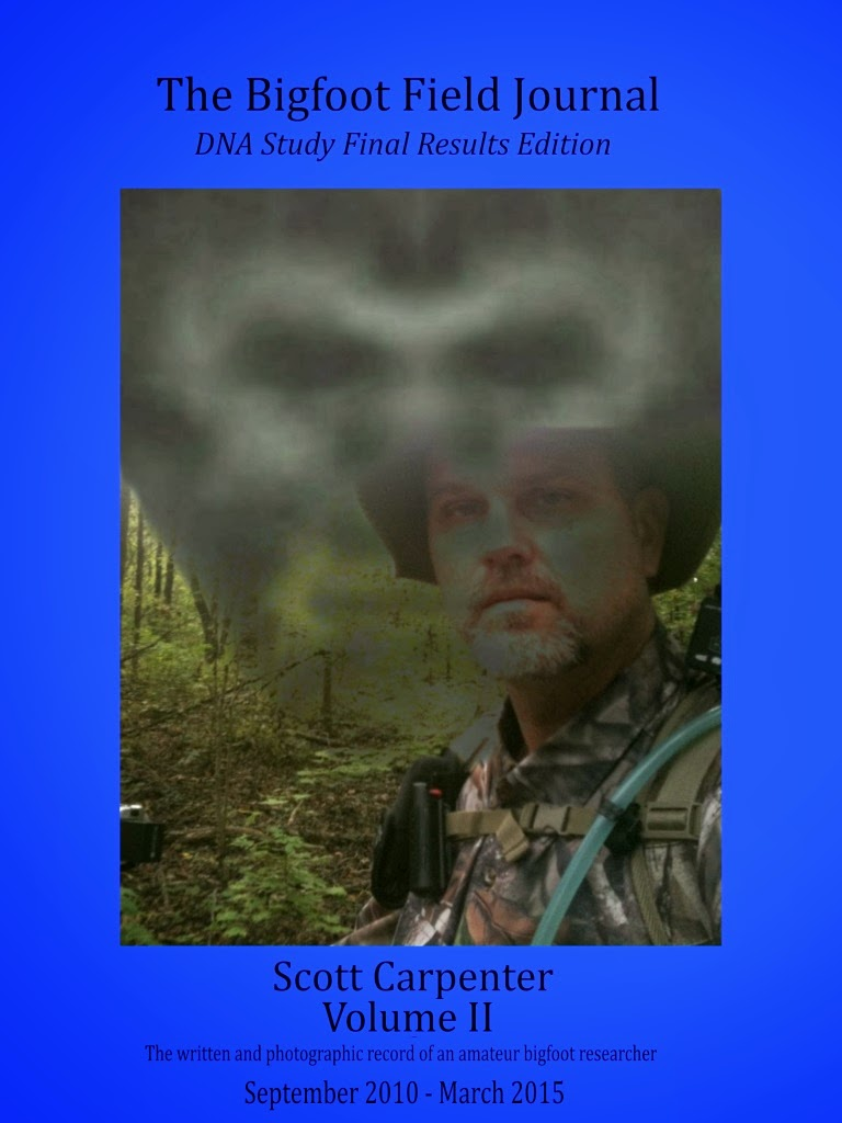 Bigfoot Field Journal Volume II eBook