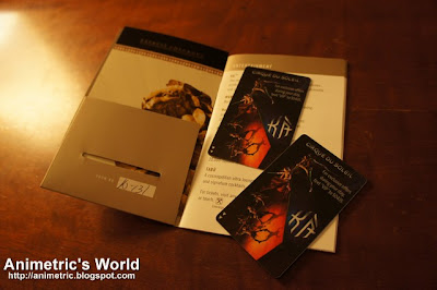 MGM Grand Hotel and Casino keycards