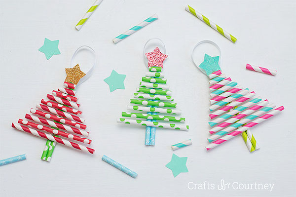 Me late chocolate 4 diferentes manualidades sencillas - Adornos para navidad manualidades ...