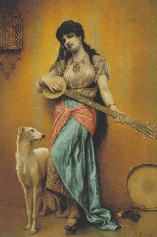 agapit stevens oriental music