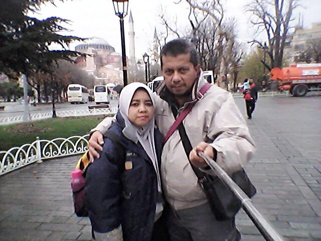 sejuknya....Istanbul