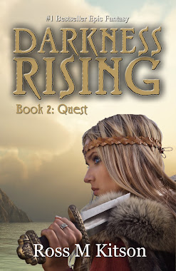 Darkness Rising Book Two: Quest