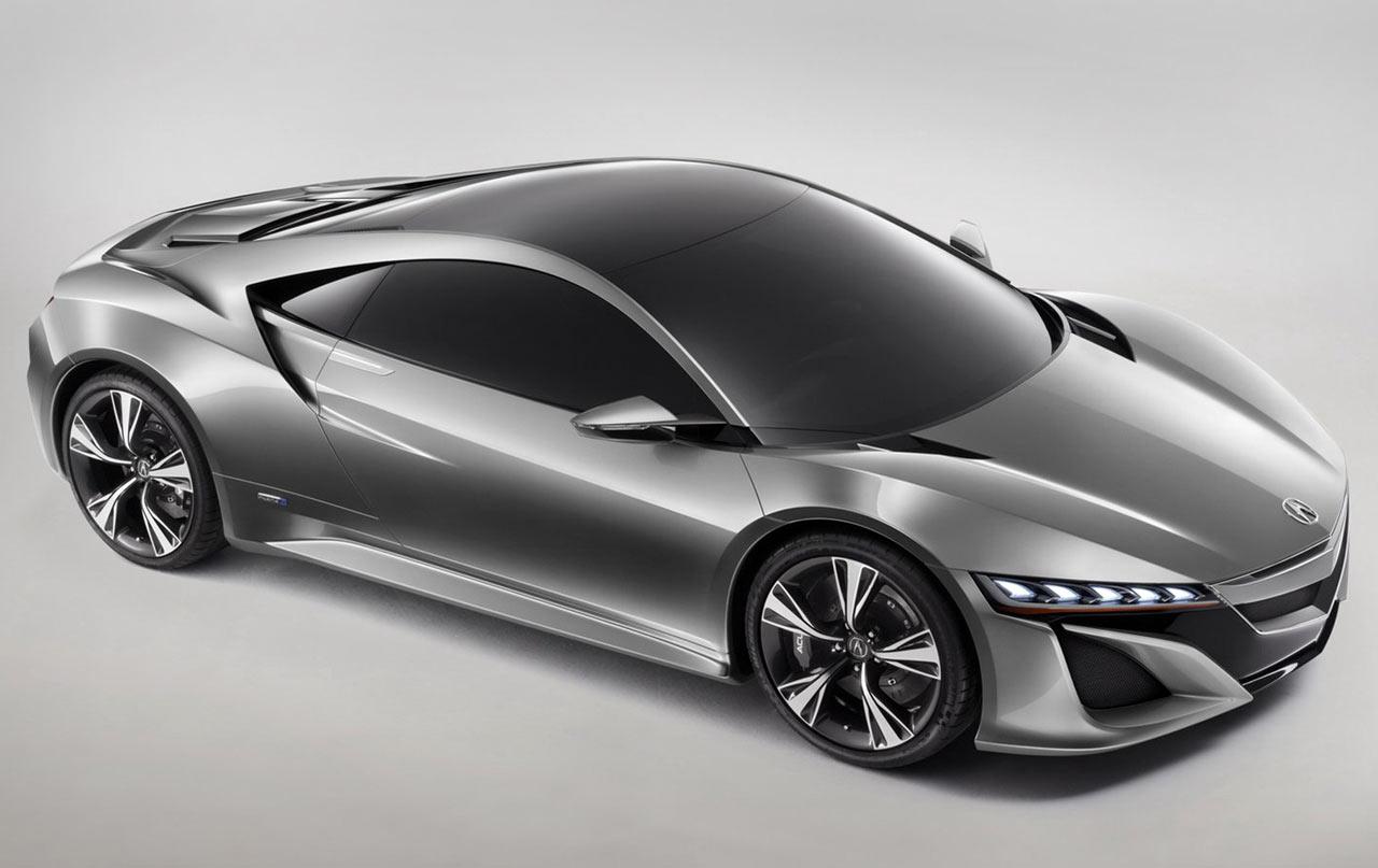 Acura NSX Concept   C a r W a l l p a p e r 2014